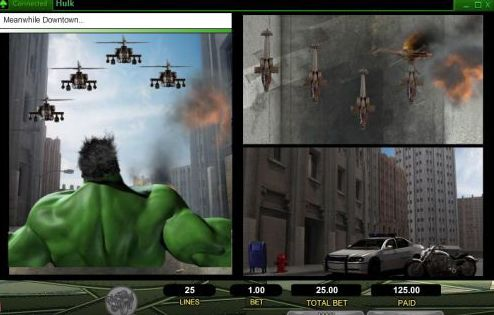 The Incredible Hulk - Ultimate Revenge Slot Machine Online ᐈ Amaya™ Casino Slots