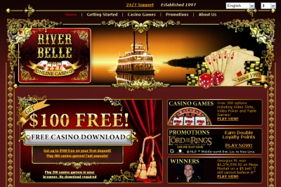 Casino dealer's choice program